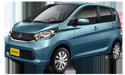 Light duty vehicle (kei car)